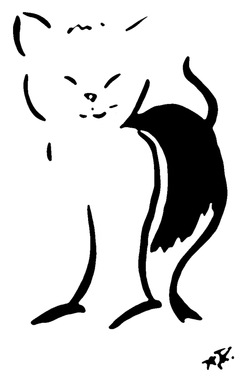 Happy Cat - CricketDiane 2016 - 4a