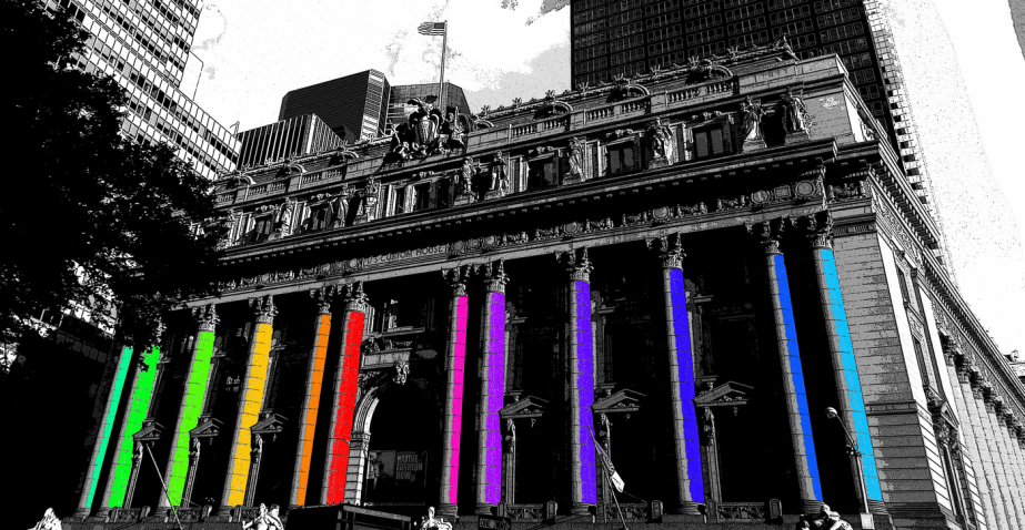 NYC US Customs House Smithsonian American Indian Museum Rainbow CricketDiane 2017 DSC01567 - 3Z-2